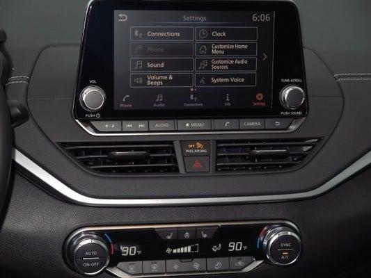 2019 Nissan Altima 2 5 SV